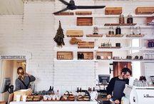 Interiørprosjekt - Kaffebar