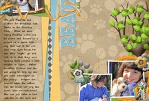 Scrapbooking: My Digital Layouts