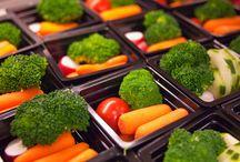 Food display ideas