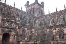 Kathedralen en kerken / Van de gehele wereld