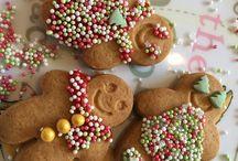 Peonie & Christmas Cookies x