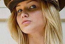 Jennifer lawrence / Mooie vrouw