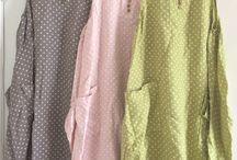 costura bata/vestido