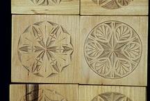 Talla de madera,