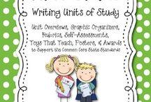 1st Grade CCSS  Writing / by Tara Repp