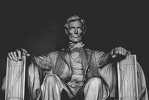 Abraham Lincoln / by Carol Frey