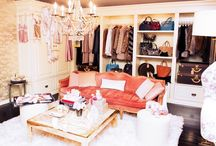 Closet / The Sweet Spot of the Bedroom // Design & Organization // / by Amy Lynn Grover