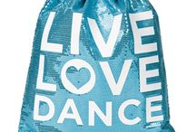 The Dance Bag Collection / Our favorite, functional, dance bags to keep you organized in the studio and back stage at the theater!  / by Discount Dance Supply - Dance Apparel and Lifestyle