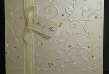 Wedding cards and shower cuteness!