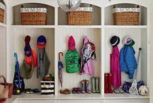 laundry/organisation room