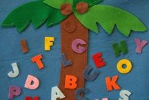 *Felt Story Love* / www.glitterfulfeltstories.com / by Shelby Barone