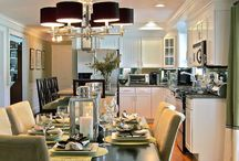 dining room / by Amy Griffin
