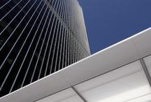 Fabric Canopies / Light canopies with SEFAR Architecture fabrics