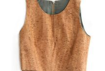 creative tops from recycled materials
