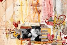 Digital Scrapbook Creations