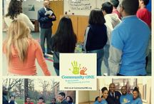 Event Collage / Collage from Community ONE's events