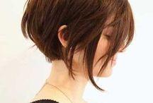 Krótkie włosy 1
