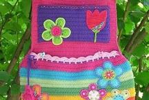 harto color en la decoración para niños