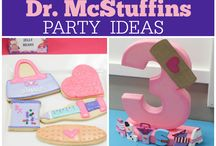 Birthday party ideas / by Kayleigh Rambo