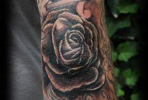 elbow tattoo