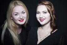 Beauty 1 / Primer exámen de las Alumnas del Máster Profesional - Maquillaje y Caracterización