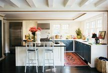 home: kitchens / by Sandra Fleming