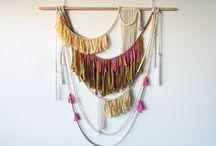 materials [ fibers ] / by Leigh-Ann Friedel