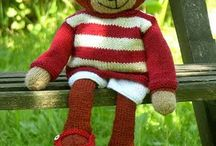 Knitted /Crocheted Toys