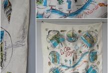 Souvenir scarves research