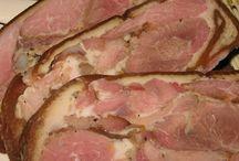 Recept - hús: sertés, marha, bárány / Főételek, egytálételek, húsok hús: sertés, marha, bárány