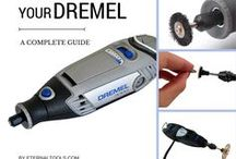 Dremel / The DIY tool of choice! All things related to Dremel