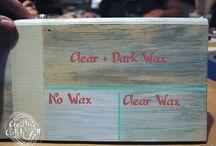 Annie Sloan Chalk Paint / by Lynne Kremer Coan