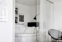 Bedroom / Inspiration for the bedroom.
