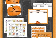 Fall/Halloween Teaching Ideas / by Krystle Ann