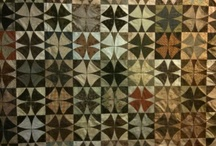 Quilts taupe