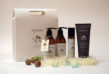 Bodycare / walnut tree