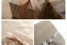 Wrapping / by Sandra Fox