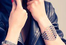 ROCK / Affirmez votre style avec des bijoux originaux et plein de caractère.
