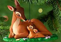 Christmas tree figurines I have