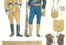 19TH CENTURY-SPANISH-AMERICAN WAR 1898