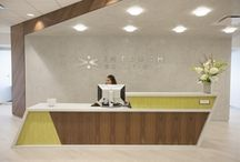 Inspiration - Office Reception / Waiting Area