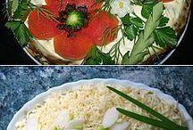 Украшение блюд и СТОЛА