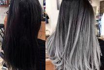 Grey Har color