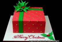 Tartas navideñas