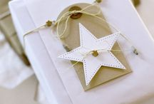 Gift wrapping ♥ Pakowanie prezentów / by Asia Dżaman