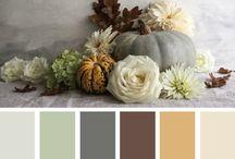 Color Palettes//Inspiration//Art