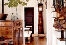 hallway & entryway / by Christine Davis