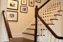 Stairway Ideas / by Alix Sheakley