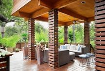 Outdoor spaces / Outdoor spaces.  Landscaping and design.