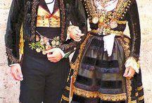 Trajes tradicionales de España